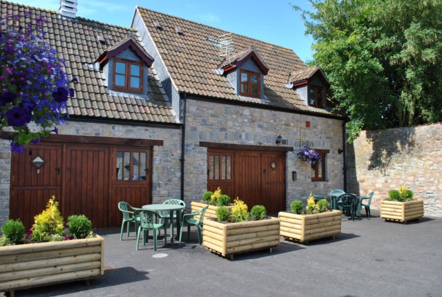 2 Bed Cottage Lounge at the Acland Hotel Accommodation Apartments Stogursey Bridgwater Somerset