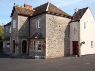 The Acland Holiday Cottages at the Acland Hotel Accommodation, Stogursey, Bridgwater, Somerset